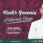 Başkan Geylani'den Kadir Gecesi Mesajı