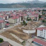 Mahalle Yaşam Merkezi İnşaatı Yükseliyor
