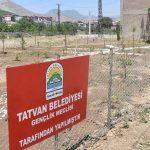 Tatvan Belediyesi'nden Özel Çocuklara Özel Alanlar Yaptı