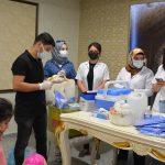 Tatvan Belediyesi personeline koronavirüs aşısı yapıldı
